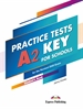 Front pageA2 Key For Schools Practice Tests Student's Book With Digibooks App. (International)