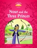 Portada del libro Classic Tales 2. Nour and the Three Princes. MP3 Pack