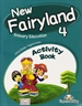 Front pageNew Fairyland 4  Primary Education Activity Pack