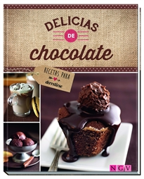 Books Frontpage Delicias de chocolate