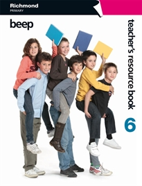 Portada del libro Beep 6 Teacher´S Resource Book