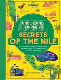 Books Frontpage Unfolding Journeys - Secrets of the Nile