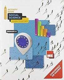 Portada del libro Social Sci 6 Mad Ab 2nd Learn Tog