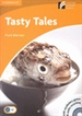Front pageTasty Tales Level 4 Intermediate Book with CD-ROM and Audio CD Pack