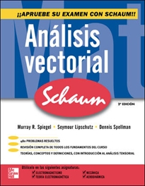 Books Frontpage Analisis Vectorial Schaum
