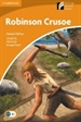 Front pageRobinson Crusoe Level 4 Intermediate