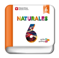 Books Frontpage Naturales 6 (aula Activa)