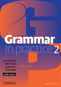 Books Frontpage Grammar in Practice 2