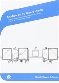 Books Frontpage Gestión de pedidos y stocks
