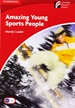 Portada del libro Amazing Young Sports People Level 1 Beginner/Elementary