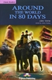Portada del libro Around The World In 80 Days