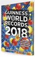 Portada del libro Guinness World Records 2018
