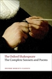 Front pageThe Oxford Shakespeare: The Complete Sonnets and Poems