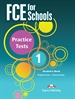 Portada del libro Fce For Schools Practice Tests 1 Student's Book