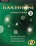 Portada del libro Touchstone Level 3 Student's Book 2nd Edition