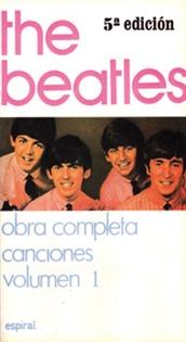 Books Frontpage Canciones I de The Beatles