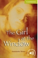 Portada del libro The Girl at the Window Starter/Beginner
