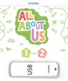 Portada del libro All About Us 1-2. iPack USB
