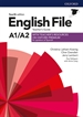 Portada del libro English File 4th Edition A1/A2. Teacher's Guide + Teacher's Resource Pack
