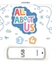 Portada del libro All About Us 3-4. iPack USB