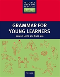 Portada del libro Grammar for Young Learners