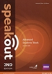 Portada del libro Speakout Advanced 2nd Edition Students' Book and DVD-ROM Pack