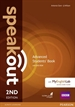 Portada del libro Speakout Advanced 2nd Edition Students' Book with DVD-ROM and MyEnglishLab Access Code Pack