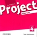 Front pageProject 4. Class CD (4th Edition)