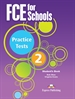 Portada del libro Fce For Schools Practice Tests 2 Student's Book International