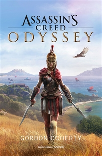 Books Frontpage Assassin's Creed Odyssey
