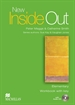 Portada del libro NEW INSIDE OUT Elem Wb +Key Pk