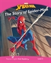 Portada del libro Level 2: Marvel's The Story of Spider-Man