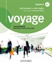Portada del libro Voyage A1. Student's Book + Workbook+ Practice Pack without Key