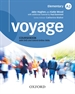 Portada del libro Voyage A2. Student's Book + Workbook+ Practice Pack without Key