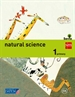 Portada del libro Natural science. 1 Primary. Savia
