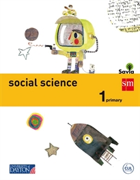 Books Frontpage Social science. 1 Primary. Savia