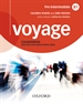 Portada del libro Voyage B1. Student's Book + Workbook+ Practice Pack without Key