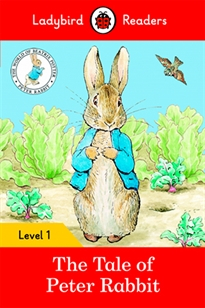 Portada del libro The Tale Of Peter Rabbit (Lb)