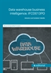 Portada del libro Data warehouse business intelligence. IFCD013PO