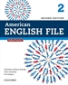 Portada del libro American English File 2nd Edition 2. Student's Book Pack