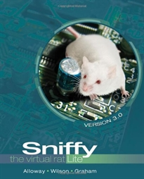 Portada del libro Sniffy the Virtual Rat Lite, Version 3. 0  with CD ROM