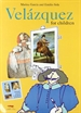 Portada del libro Velázquez for children