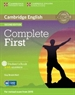 Front pageComplete First  Student's Book with Answers with CD-ROM 2nd Edition