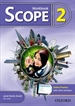 Portada del libro Scope 2. Workbook + Online Practice Pack