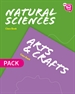 Front pageNew Think Do Learn Natural Sciences & Arts & Crafts 5. Class Book + Stories Pack. Module 1