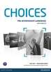 Portada del libro Choices Pre-Intermediate Workbook & Audio CD Pack