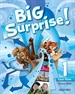 Portada del libro Big Surprise! 1. Class Book + multi-ROM