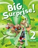 Portada del libro Big Surprise! 2. Class Book + multi-ROM