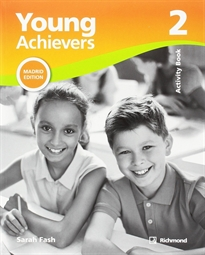 Books Frontpage Madrid Young Achievers 2 Activity Pack