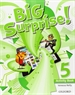 Portada del libro Big Surprise! 5. Activity Book + Study Skills Booklet